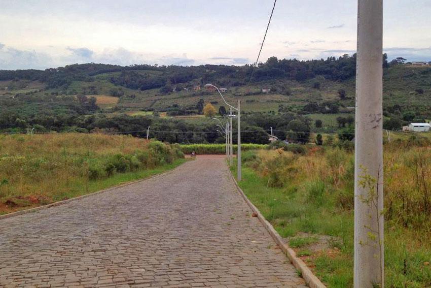 Terreno em Monte Bérico