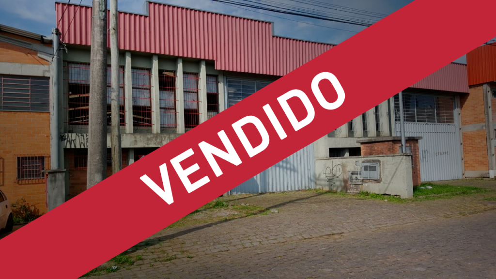 [VENDIDO] Pavilhão no Bairro Santa Lúcia